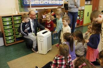 Czyste powietrze w pszczyńskich przedszkolach