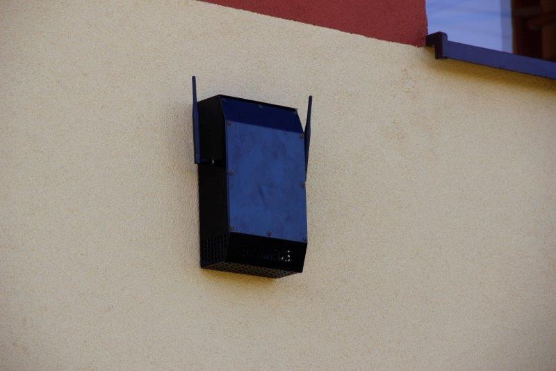 Czujniki monitorują jakość powietrza